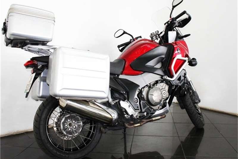 2012 Honda VFR