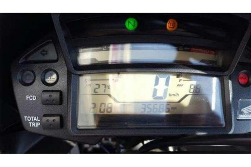 Honda VFR 1200X CROSSTOURER 2013