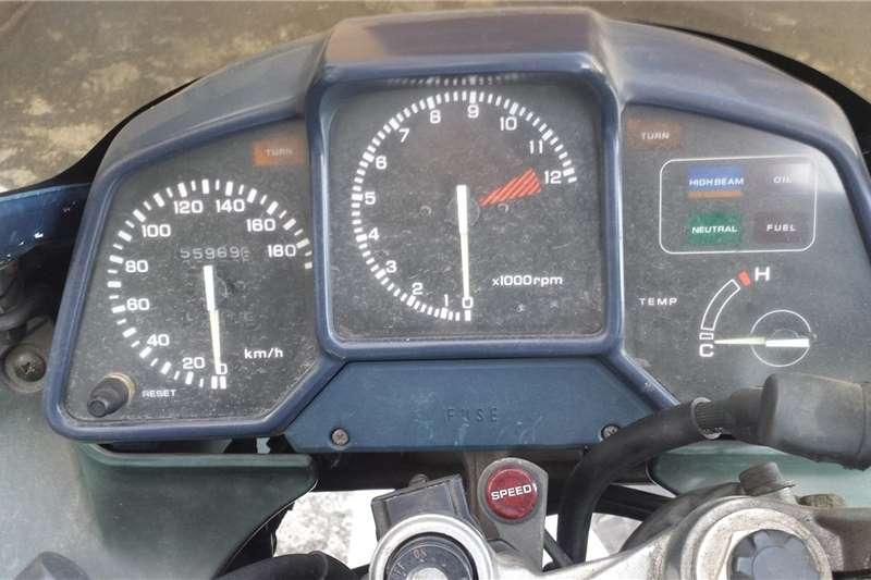 Honda VFR 1986