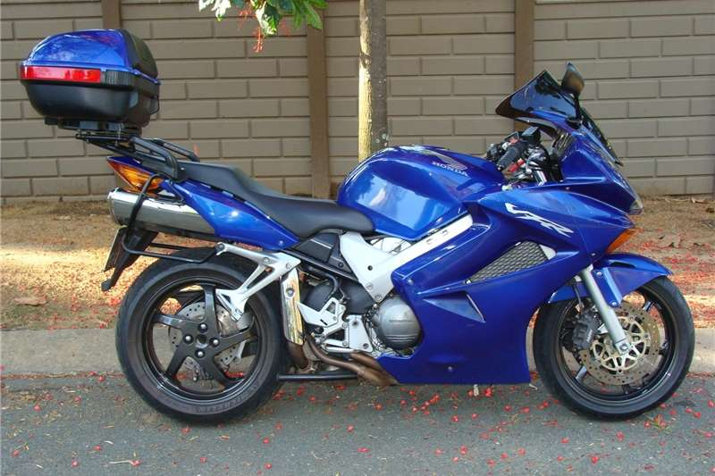 Honda VFR 2007