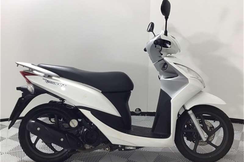 Honda Vision 2013