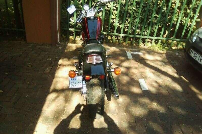 Honda VLX 2000