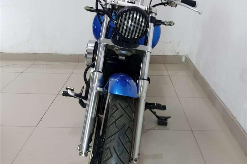 Honda VT 2011