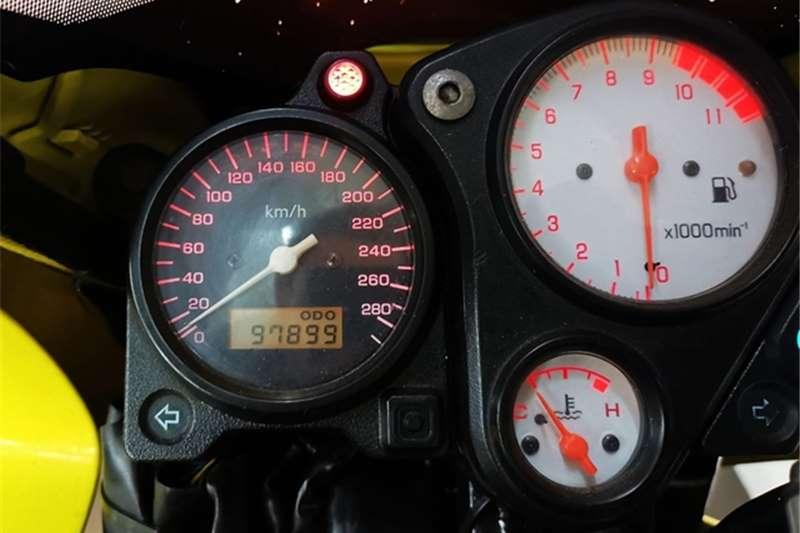 2000 Honda VTR