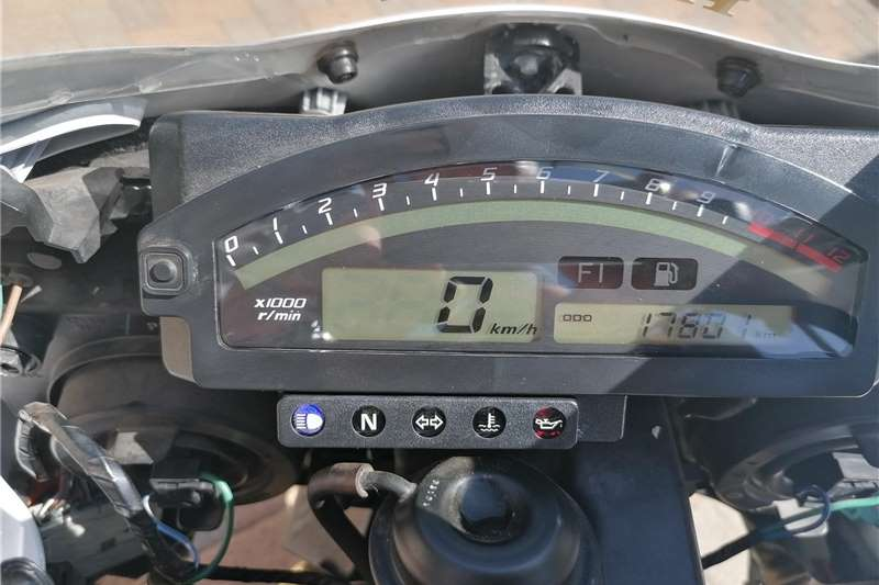 Honda VTR 2004