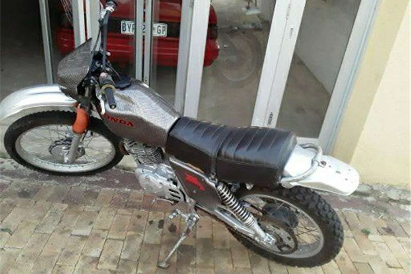 Honda XL 1989