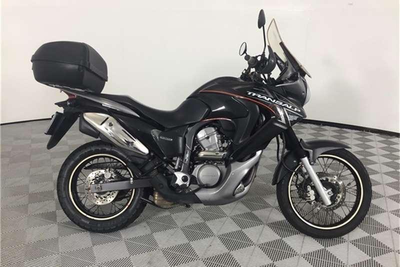 Honda XL 2010