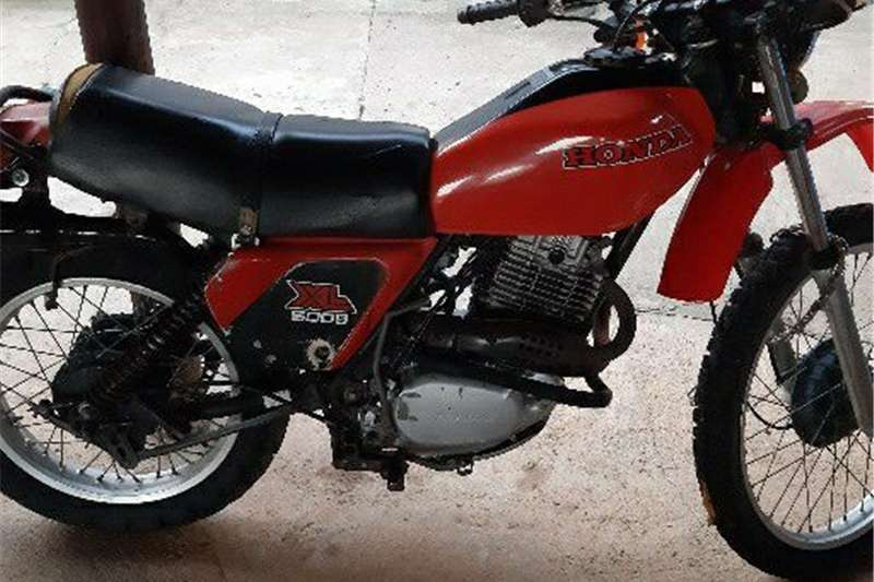Used 0 Honda XL400V