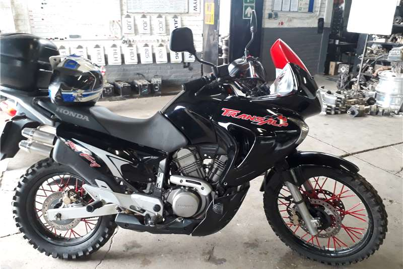 Used 2008 Honda XL650V