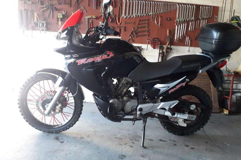 Honda XL650V 2008