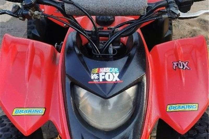 Used 0 Honda XL650V