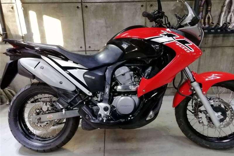 Used 2009 Honda XL700V