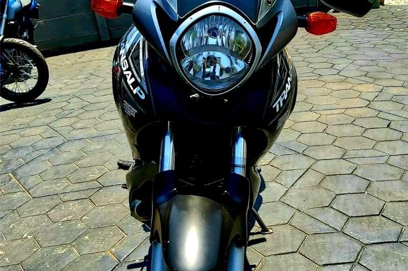 Honda XL700V 2011