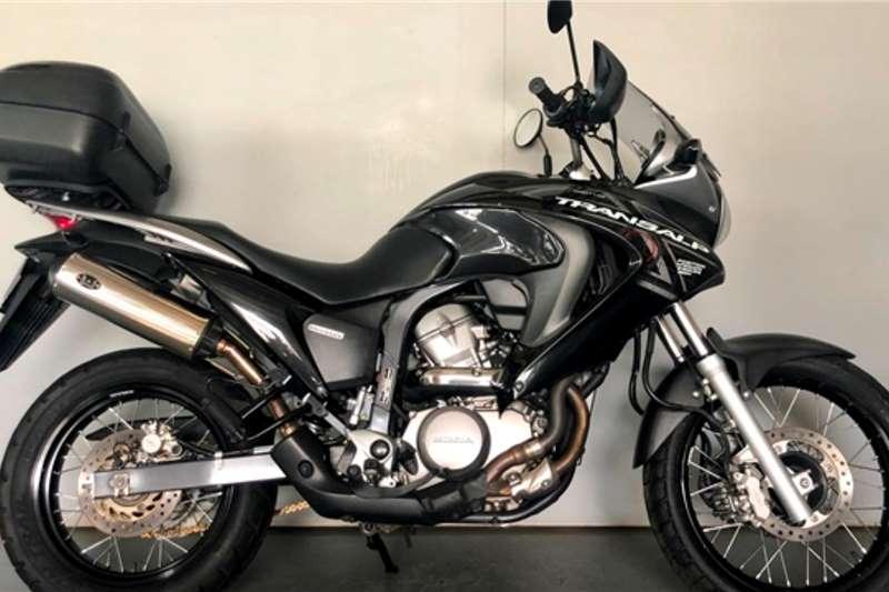 2013 Honda XL700V