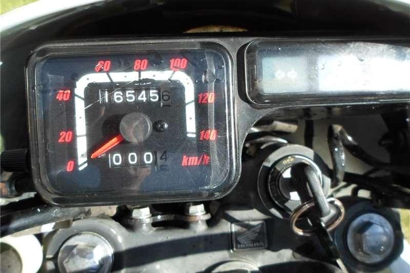 2013 Honda XR