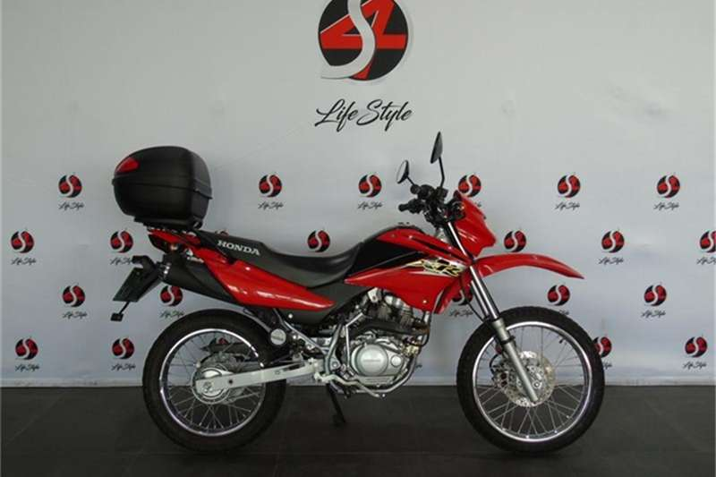 Honda XR 125L 2013