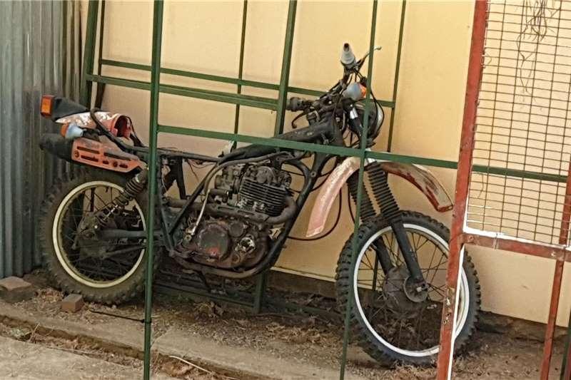 Honda XR 1975