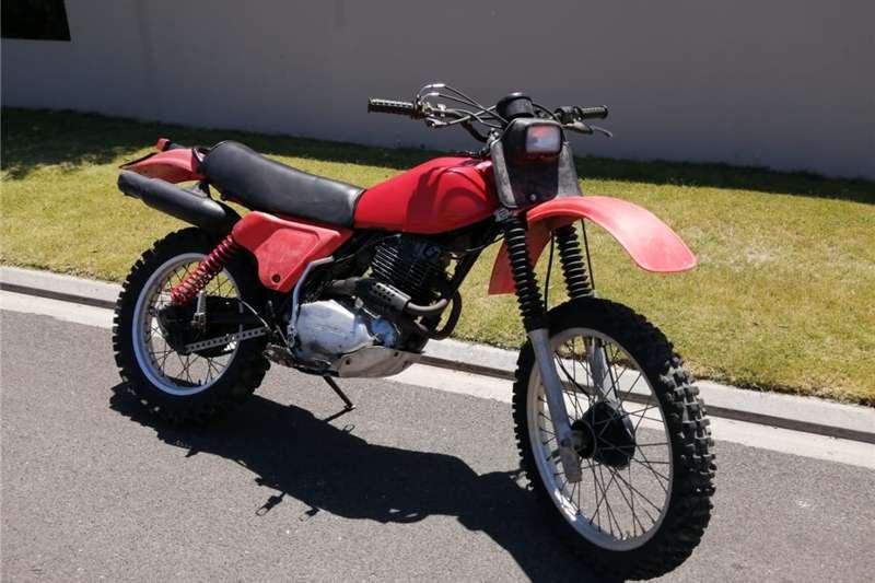 Honda XR 1979