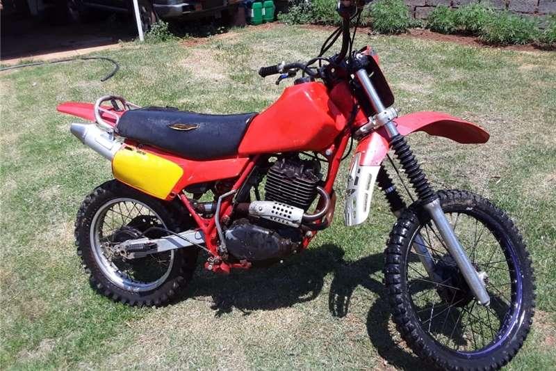 Honda XR 1984