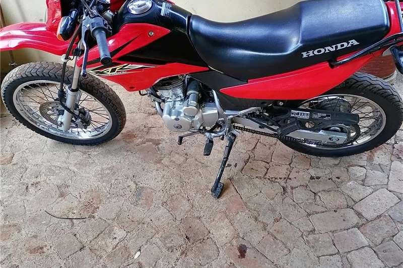 Honda XR 2012