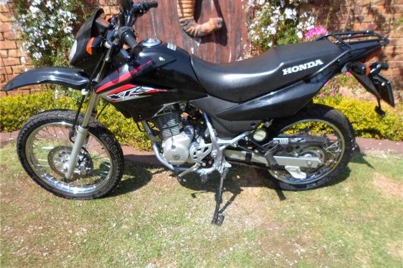 Honda XR 2013