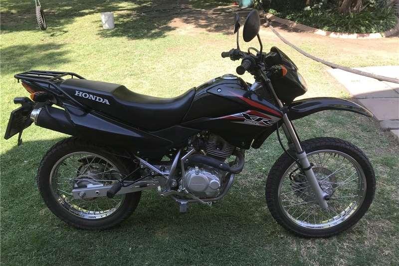 Honda XR 2014