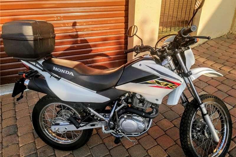 2014 Honda XR