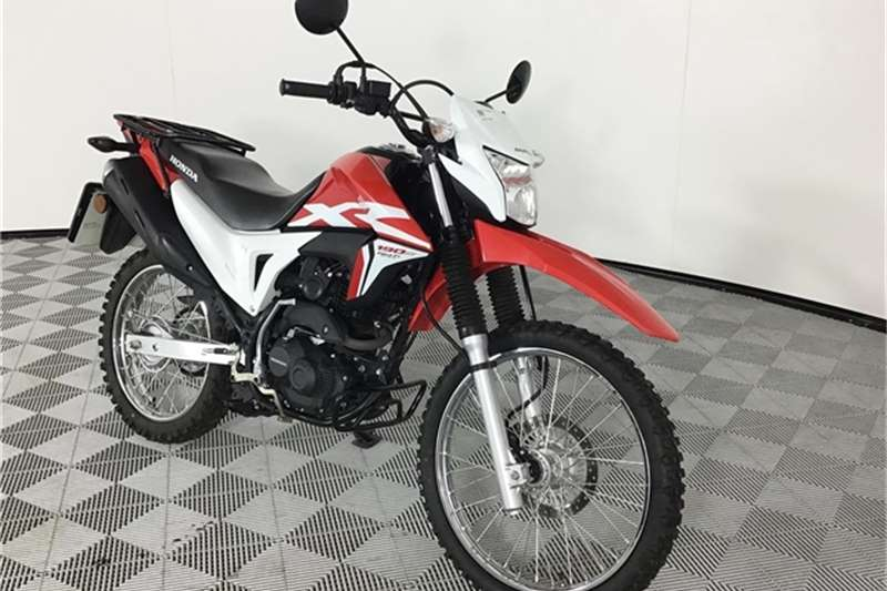 Honda XR 2017