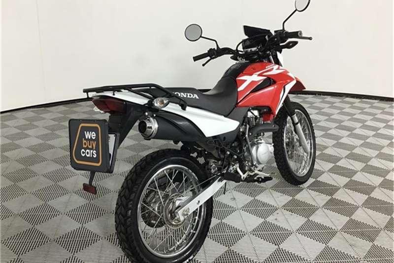 Honda XR 2018