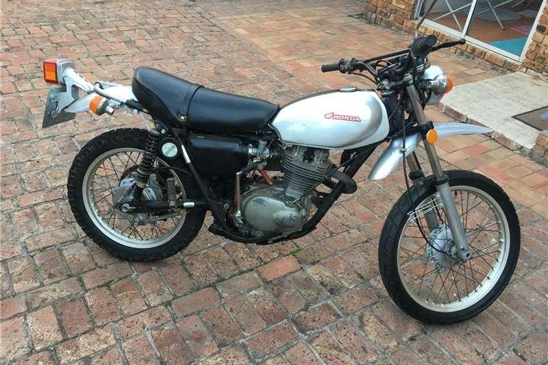 Used 1973 Honda XR