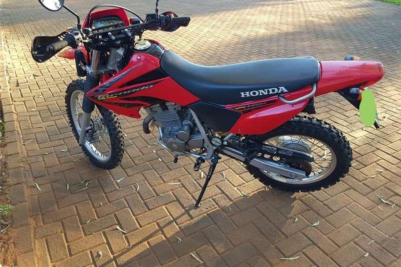 2011 Honda XR