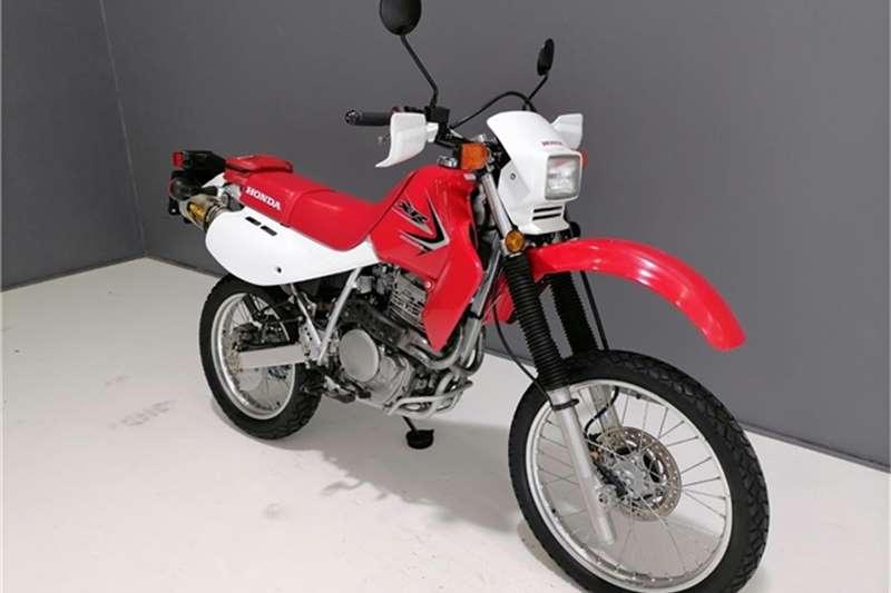 Honda XR 650L 2013