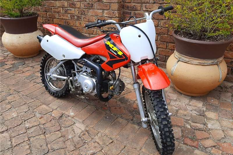 0 Honda XR