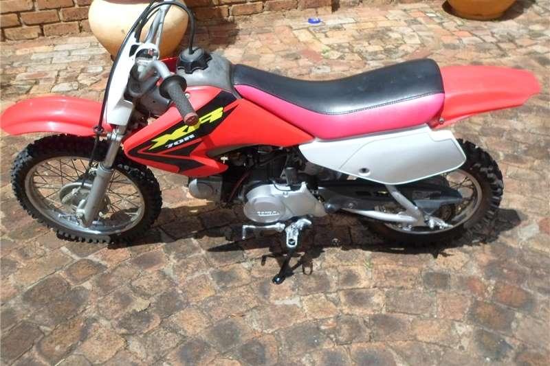 2002 Honda XR