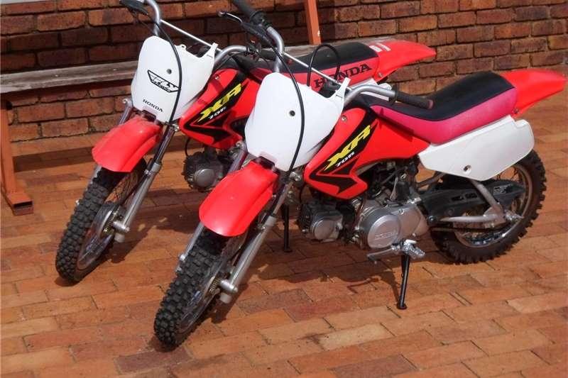 2003 Honda XR