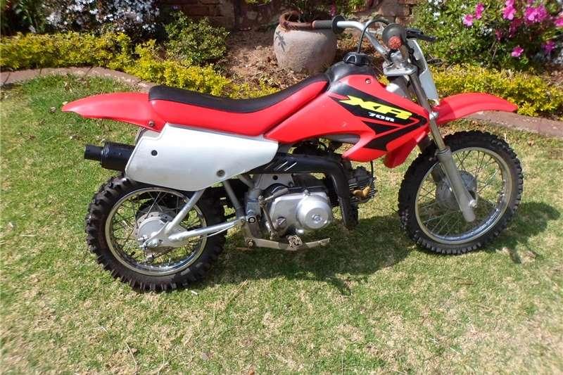 2004 Honda XR
