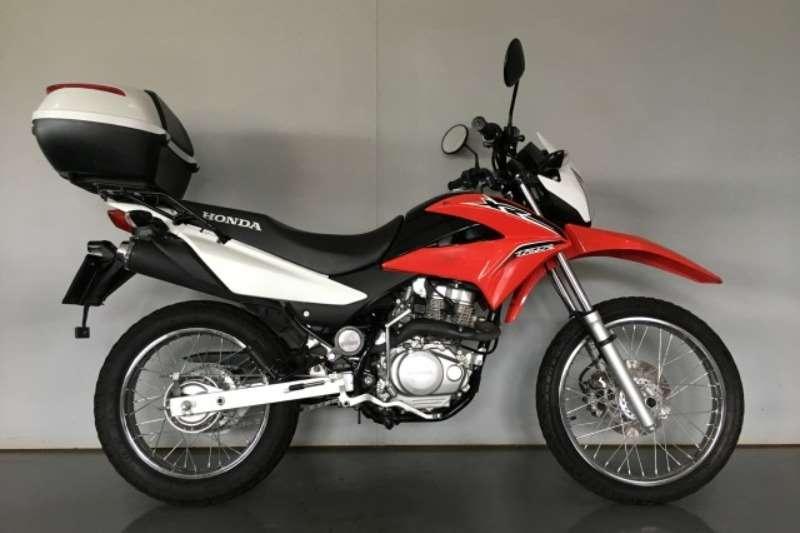 2016 Honda XR