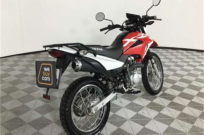 2018 Honda XR