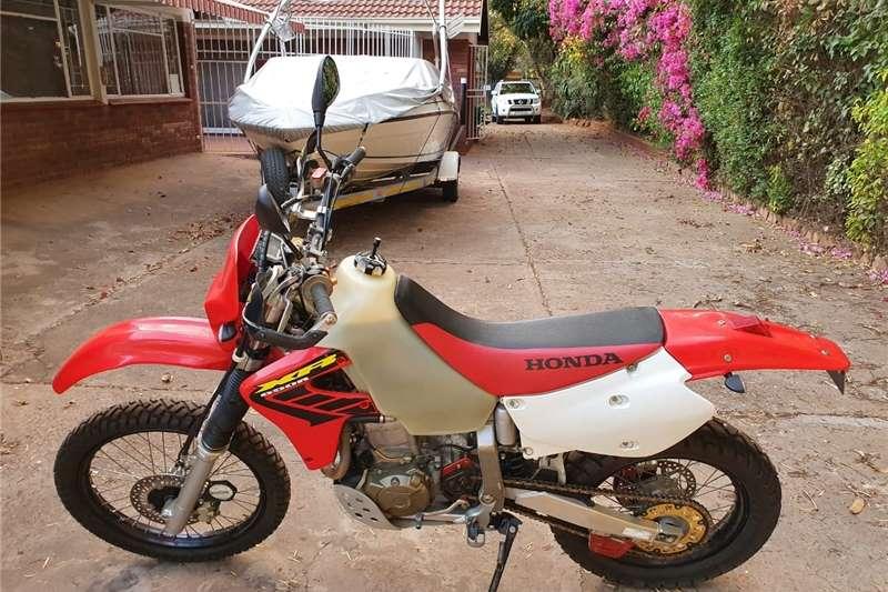Honda XR650 2002