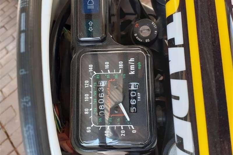 Honda XR650 2012