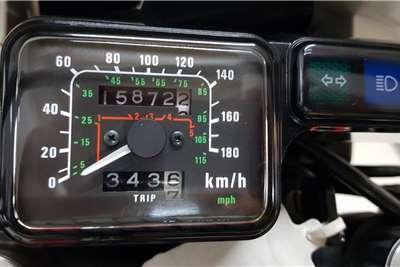 2012 Honda XR650
