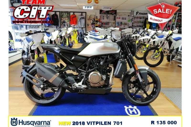 Husqvarna 701 Supermoto 2018