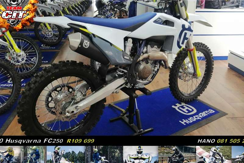 Husqvarna FC 250 Motocross 2020