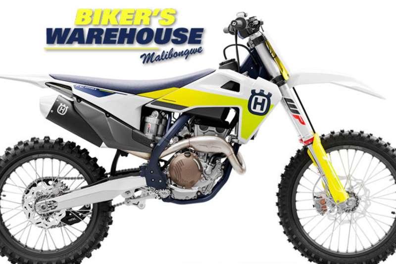 Husqvarna FC 250 Motocross 2021