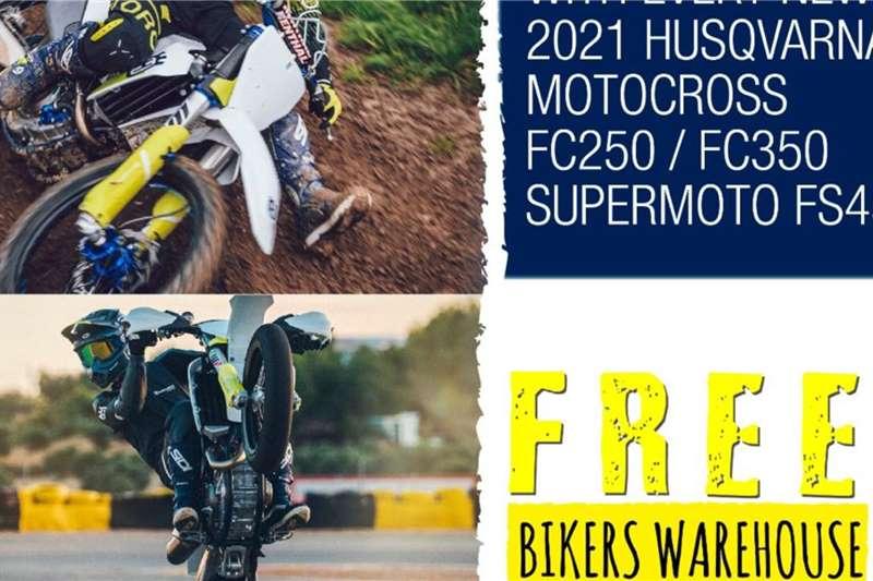 Husqvarna FC 350 Motocross 2021