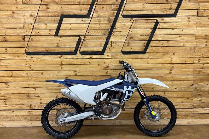Used 2016 Husqvarna FC 450 Motocross
