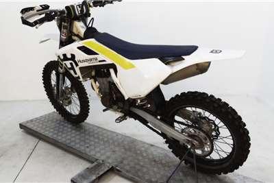 Used 2018 Husqvarna FC 450 Motocross