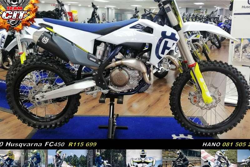 Husqvarna FC 450 Motocross 2020