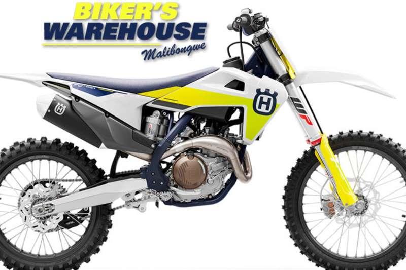 2021 Husqvarna FC 450 Motocross