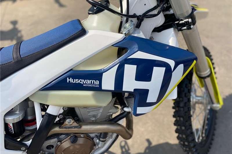 Used 2018 Husqvarna FE 250 Enduro